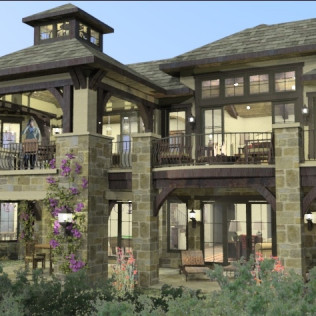 Custom Homes in Castle Pines, CO